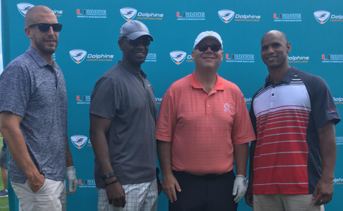 Miami dolphins dedicated to giving back sports business update miami dolphins dedicated to giving back m4hsunfo